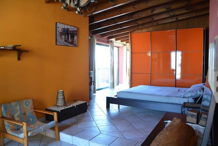 Panoramic mansard old town center - Mazara del Vallo - Apartment