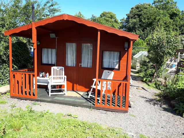 Nadav`s Hut -A Dry Camping Cabin for you and yours