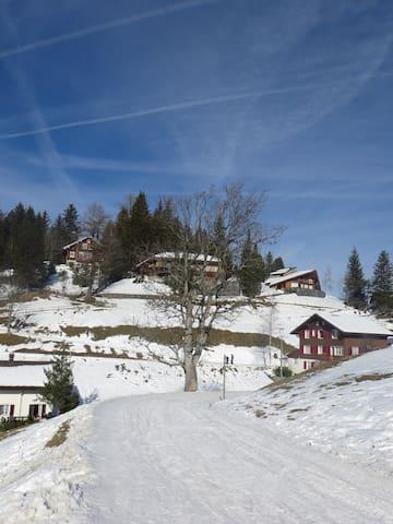Haus von 1642 for Rigi