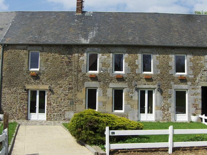Maison de caractère au coeur de la Normandie