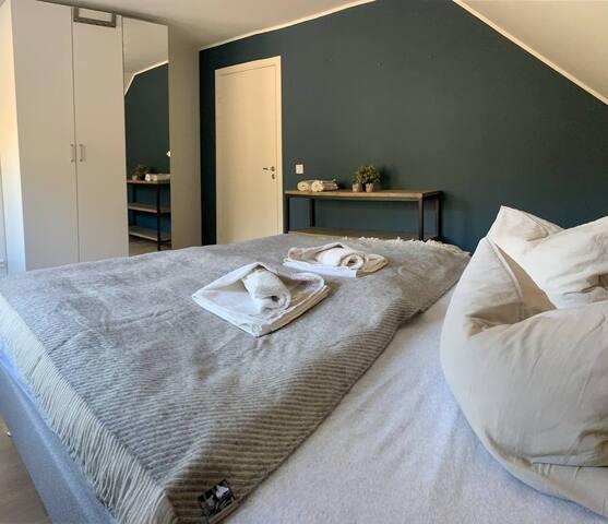 Soverom 1 - 2. etasje / Master bedroom 2. floor