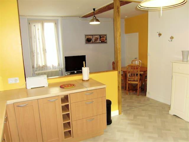 Appartement centre ville Saint Affrique
