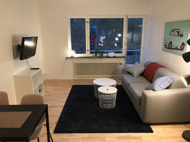 Newly renovated apartment close to inner city