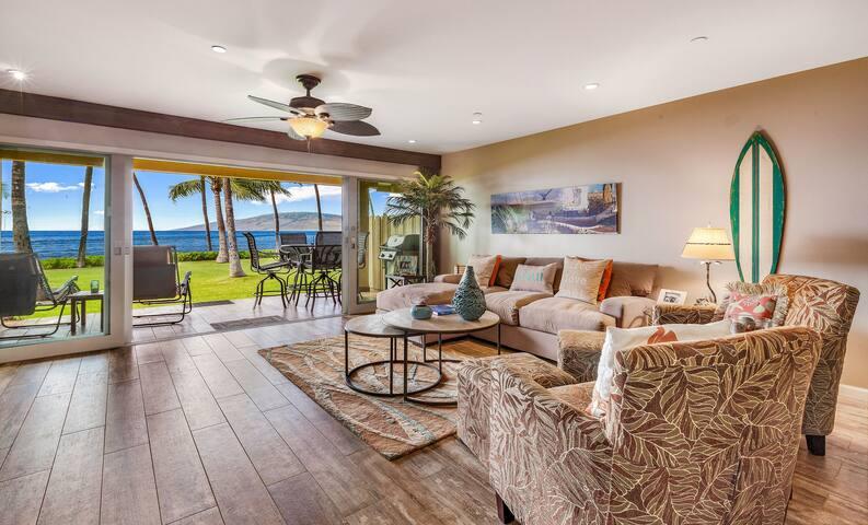 New!  Luxury Bella Mare 2 bedroom Oceanfront Home