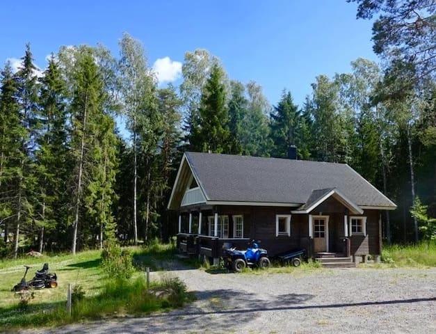 Villa Storholmen - Holiday Home in the Archipelago