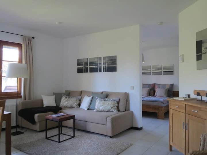 Hill Side Appartement, (Feldberg), Ferienwohnung, 40qm, 1 Schlafzimmer, max. 3 Personen