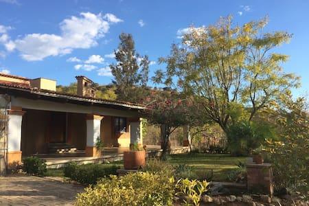 Hermosa Casa de Campo - Huitzo