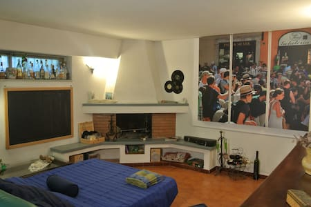 Cozy Apt between rome and the sea - Municipio Roma X - Lejlighed