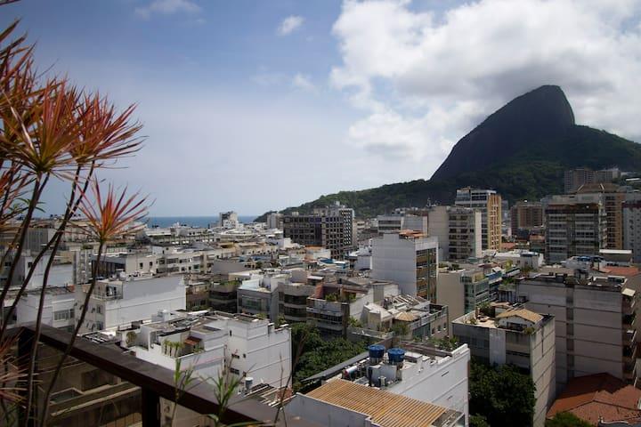 Cobertura com piscina no Leblon - Rio de Janeiro - Pis