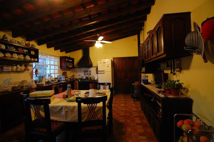 Cocina. Kitchen