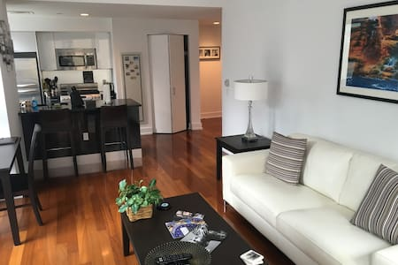 LUXURY 1BR HIGH RISE - TIMES SQUARE - New York - Loft