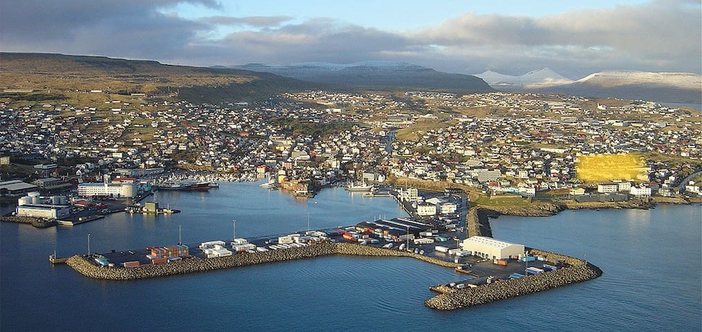 Cheap rental in the heart of Thorshavn