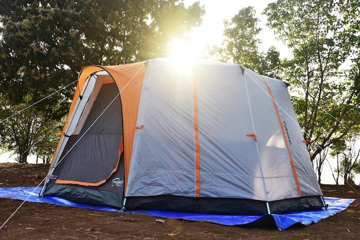 Bombay Camping Co. Luxury Family Tents in Lonavala