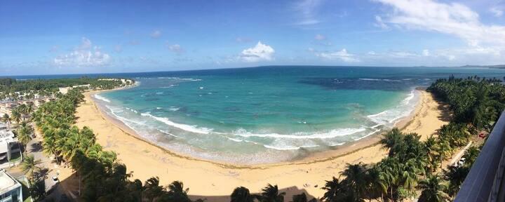 Beautiful Oceanview Studio in Luquillo Puerto Rico