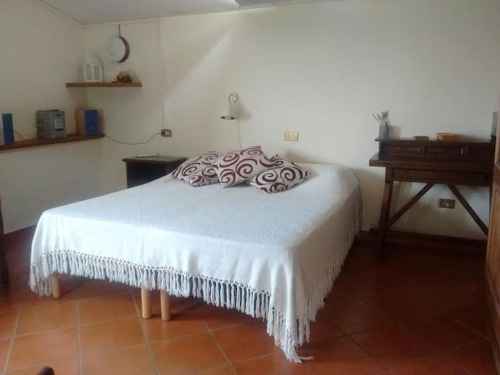 B&B  Vallata_ Actic with bathroom and whirlpool