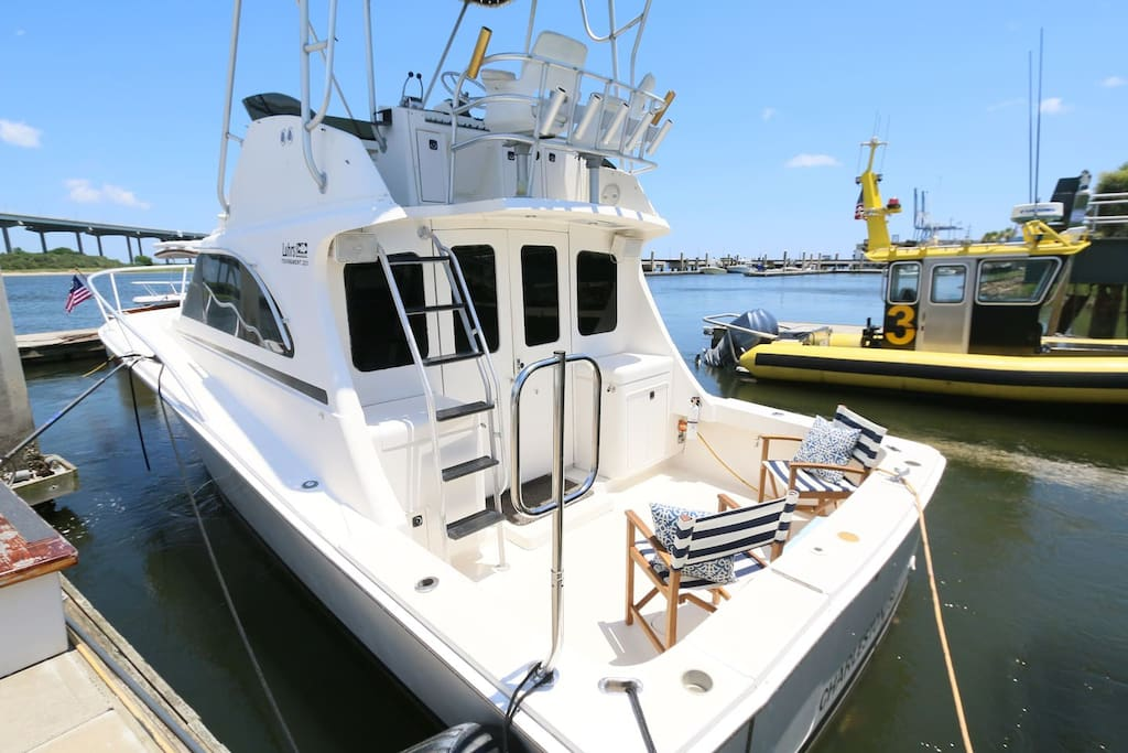 Private Yacht Downtown Little Bull Boats For Rent In