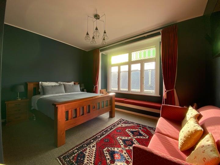 Auckland Mt Eden's Bavaria B&B 奥克兰伊甸山下巴伐利亚民宿酒店