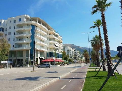 Apartment on the coast