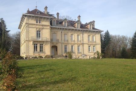 Appartement dans château 19eme - Carignan-de-Bordeaux