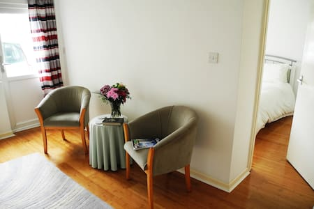 Magpie Suite @ Boswedden House, Cape Cornwall - Bed & Breakfast