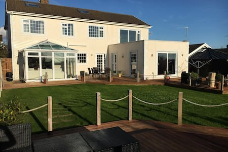 Stunning house near to Swansea and Gower beaches - West Cross - Haus