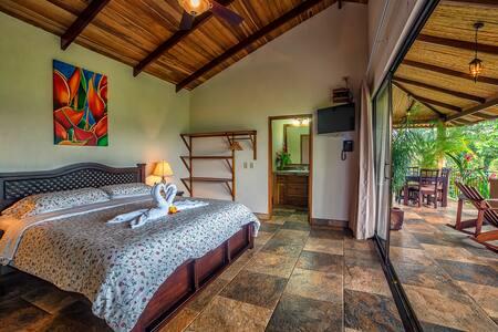Villa Ilán Ilán, La Finca, Horse Ranch, La Fortuna