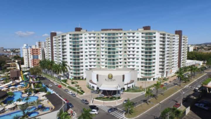 Hotel Riviera Park no Centro de Caldas Novas-Go!!!