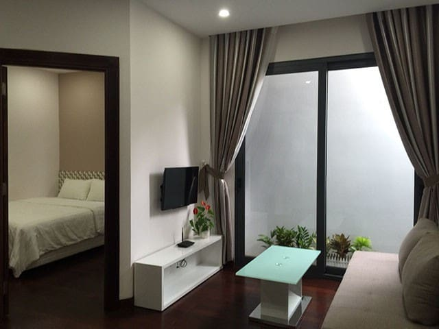 MY AN Service Apartment in Central Saigon