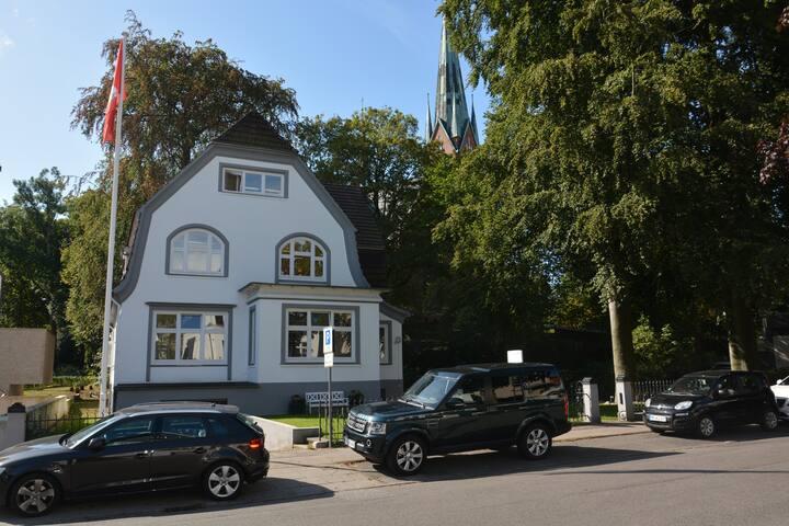 Appartment im Zentrum von Hamburg-Blankenese