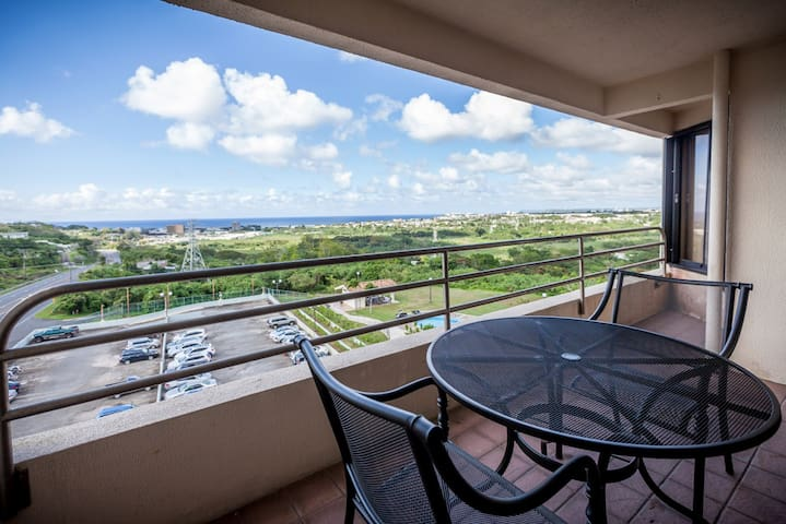 Luxury Oceanview Condo - Sinajana - Condominium