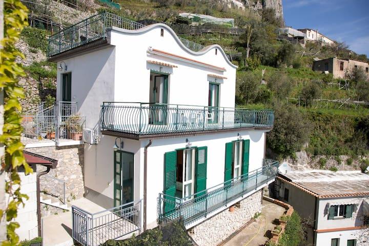 ALBAMAGICA 1 - Conca dei Marini - Casa