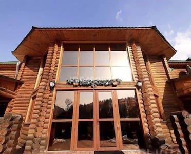Дом в горах Алматы