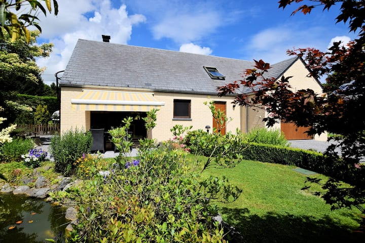 Beautiful Holiday Home in Durbuy with Garden