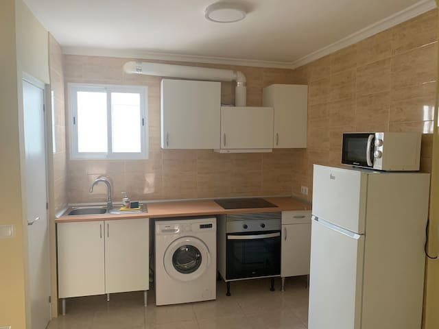 3º - 1 Apartamento 2 habitaciones