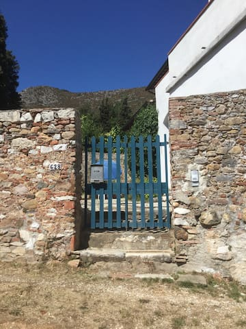 Gated access to property