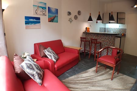 Apartment in Flat, Beach Front, Sleeps 5