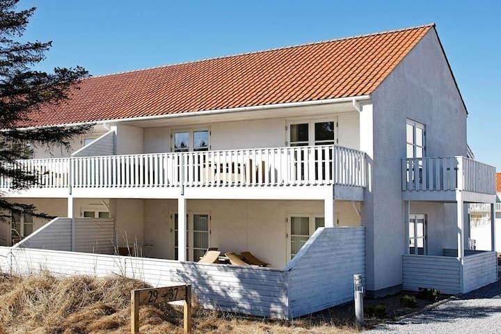 Komfortable Ferienwohnung mit Terrasse in Skagen Jütland