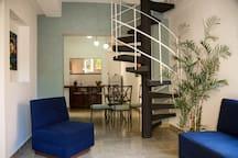 Casa Olivares - apt 1 - ( Cira Garcia Clinic )