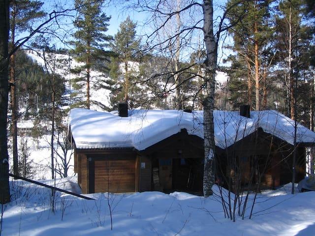 Cozy ski cottage in Tahko - Nilsiä - Cabaña