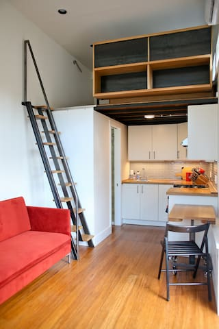 Seattle Microhome centrally located - free parking - Seattle - Wohnung