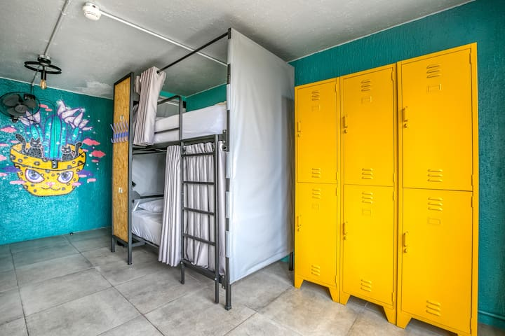 Selina Miraflores Lima - Bed in Small Dorm