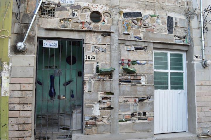 Casa del reciclado Guadalajara