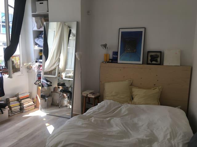 Appartement cosi et lumineux
