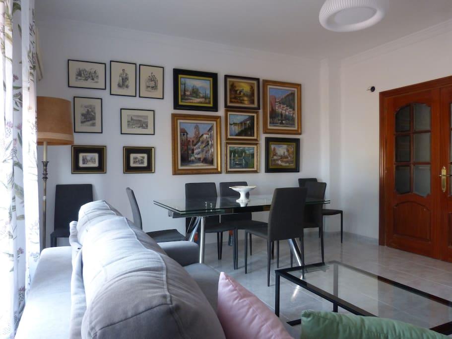 Vistas del salon