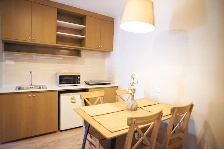 Cozy family suite,2 bedrooms @Nimman rd.