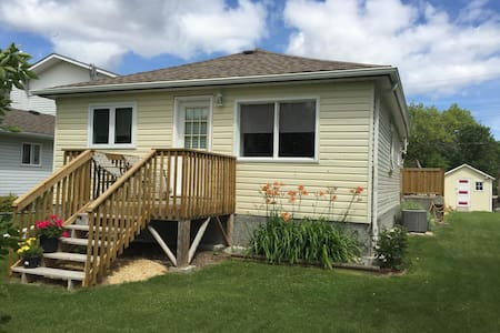 Gimli Cottage Getaway /  Lake Winnipeg - Gimli
