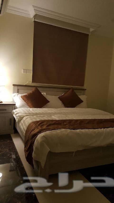 Family Double deloux suite جناح عائلي غرفتين وصاله