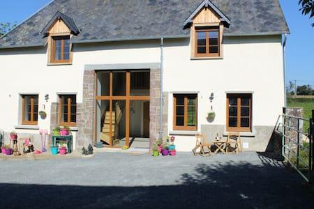Normandy Gite Holidays - Lengronne - Rumah