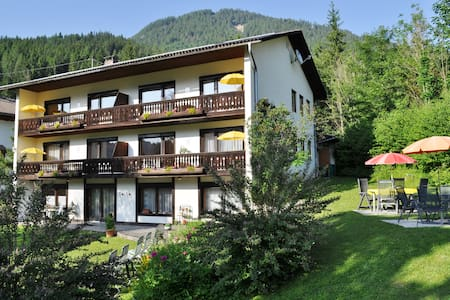 Pension Weissbriach - Deluxe Appartement / balkon - Weißbriach - Lakás