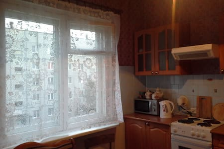 Квартира на Олимпийской 81 - Apartemen